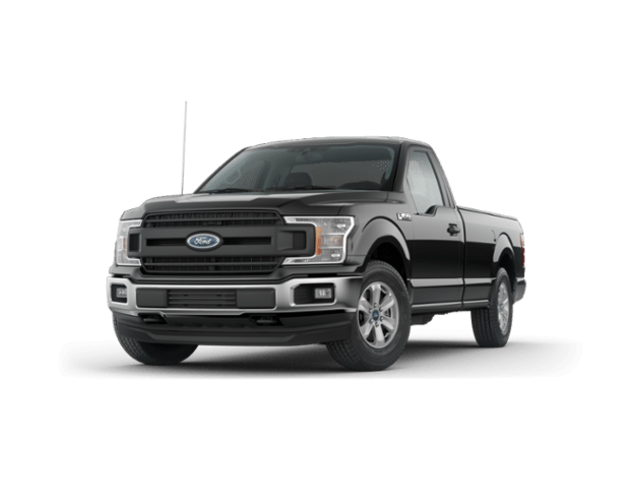 2019 Ford F-150 XL XL 4WD Reg Cab 8 Box